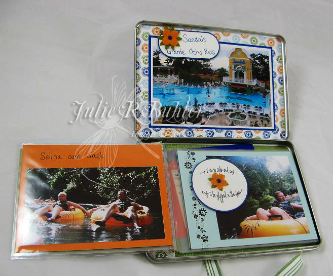 JRB DVD tin Album