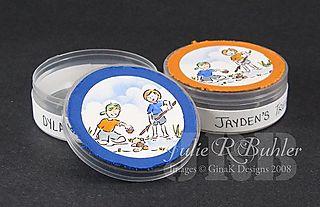 JRB boys treasures