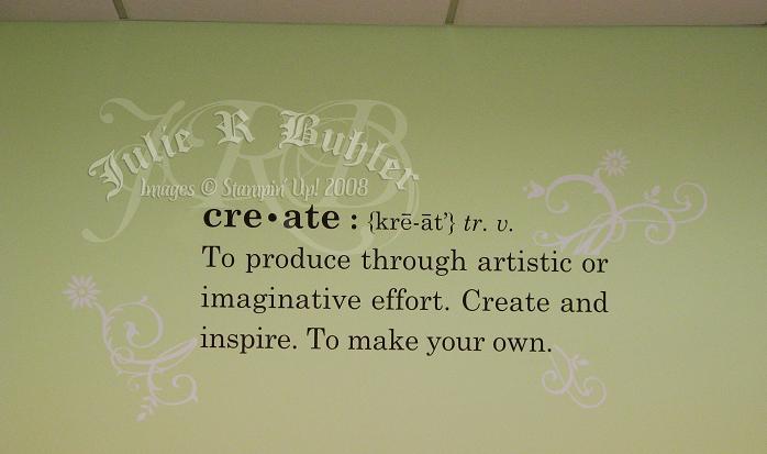 JRB create wall