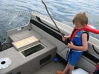 JRB dylan livewell fishing