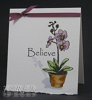 JRB GK orchid believe