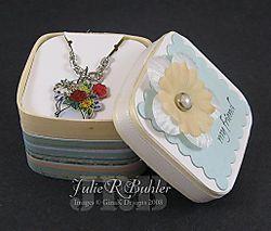 JRB GK gift pendant