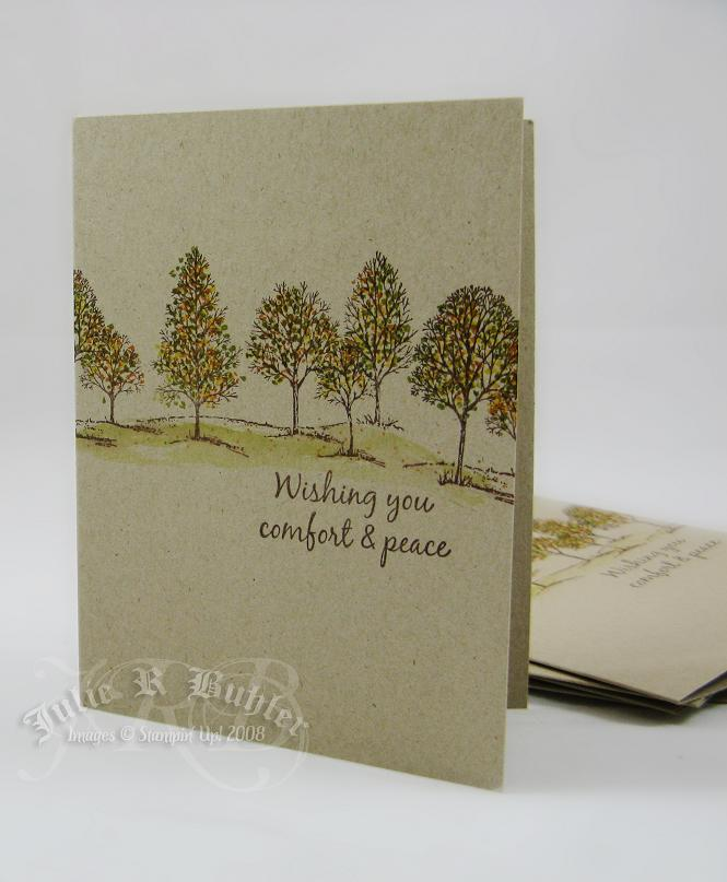 JRB comfort trees