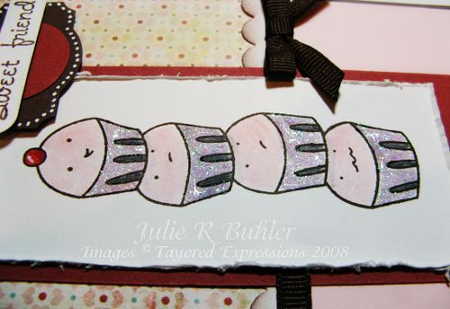 JRB stickle cakes