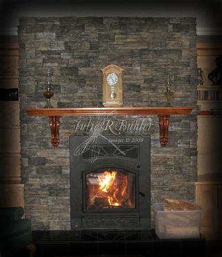 JRB warm fire