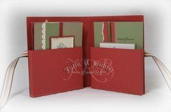JRB christmas box open