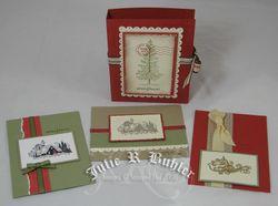 JRB christmas card set