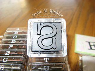 JRB JRS letters