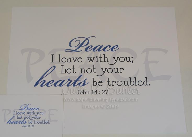 JRB enlarged peace