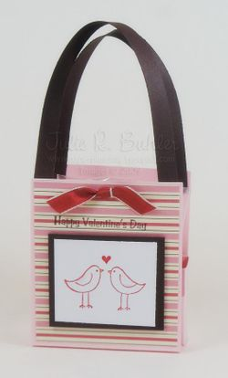 JRB valentine treat purse