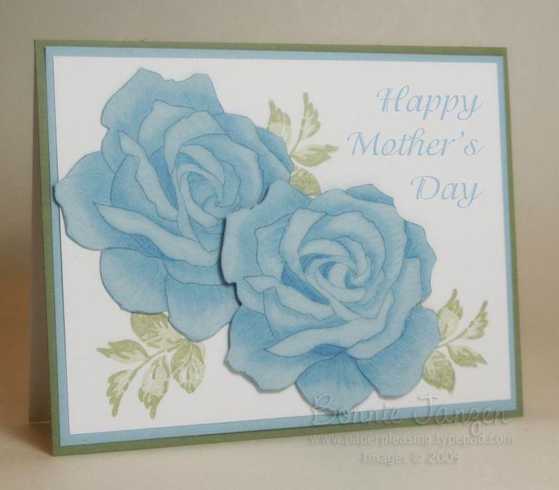 JRB blue rose