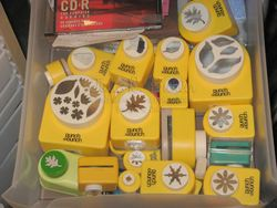 JRB punch drawer