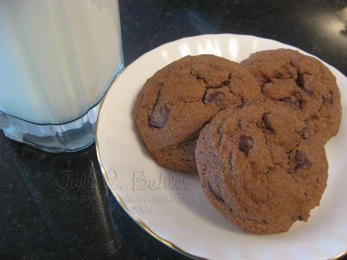 JRB award cookies
