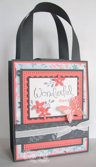 Lynn card purse