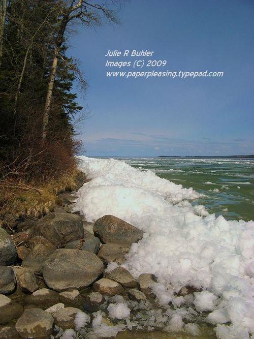 JRB icy lake
