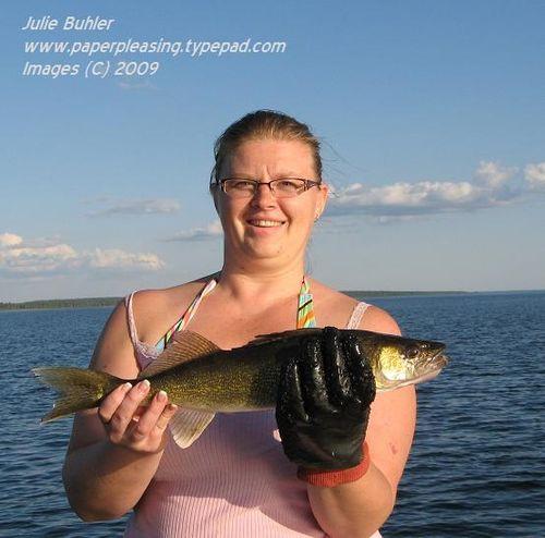 JRB to fish