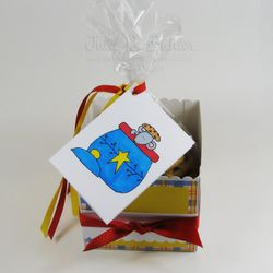 JRB cookie box
