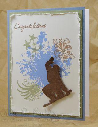 JRB congrats snowboarder