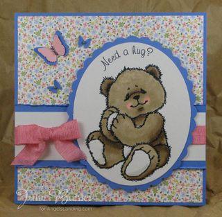 JRB hug-a-bear