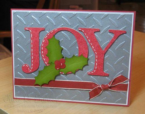 JRB christmas joy
