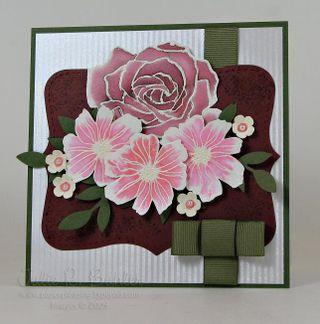 JRB CC241 flower tole