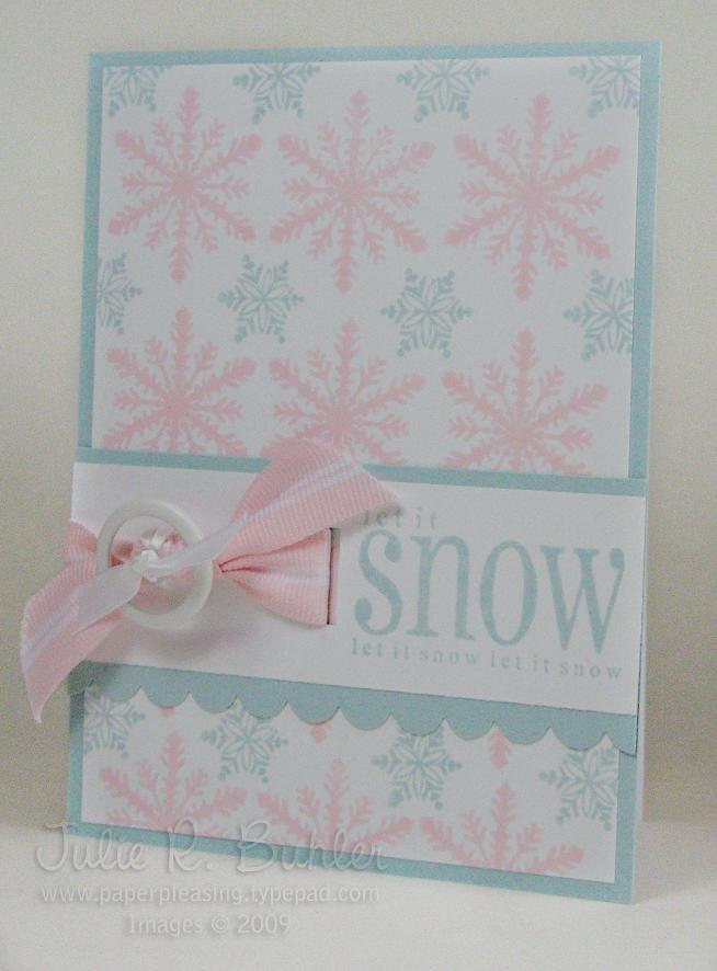 JRB let it snow