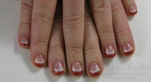 JRB Christmas Nails