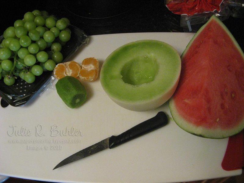 JRB fruit tut 1