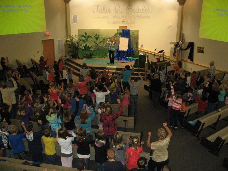 JRB worship photo
