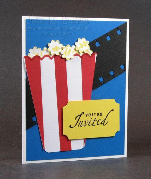 JRB popcorn invites