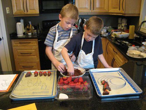 JRB d and j strawberries