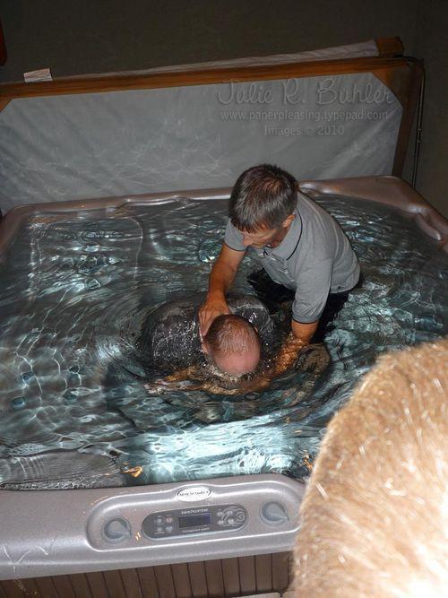 JRB baptism