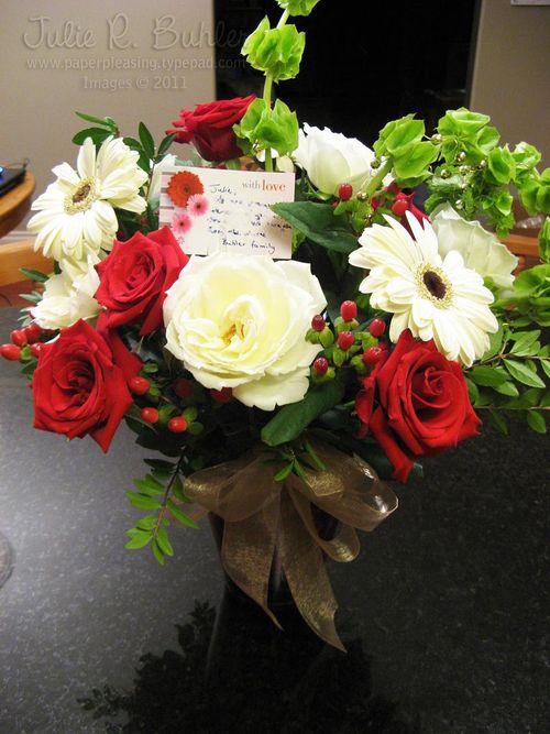 JRB valentines bouquet