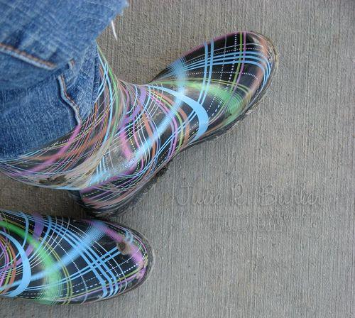 JRB pump boots