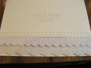 JRB row 3 lace