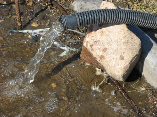 JRB pump water