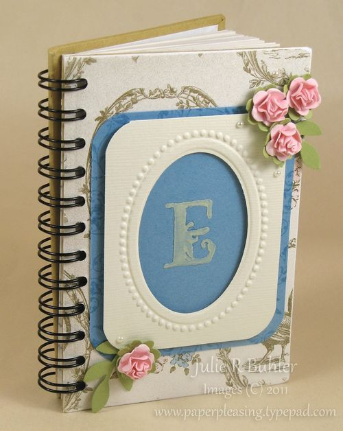 JRB mini rose journal