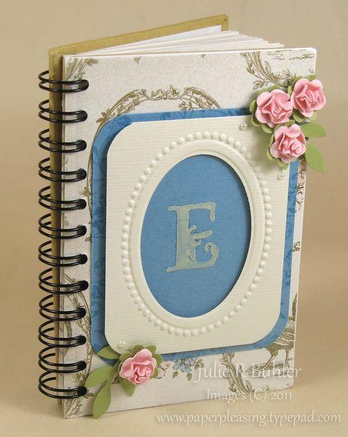 JRB mini rose journal