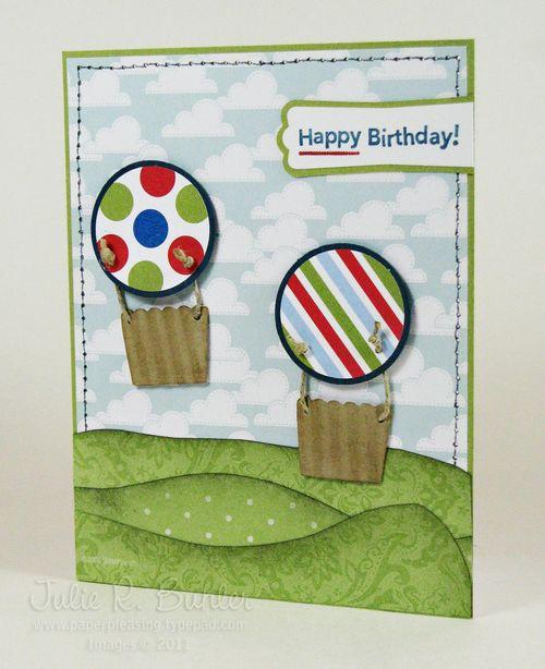 JRB birthday hot air balloons