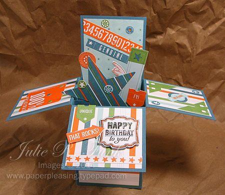 PPI birthday boy in a box
