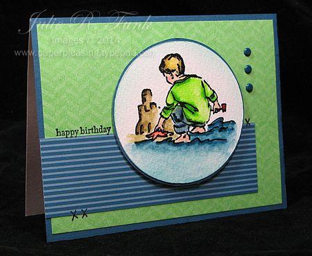 PPI SFR26 beach boy birthday