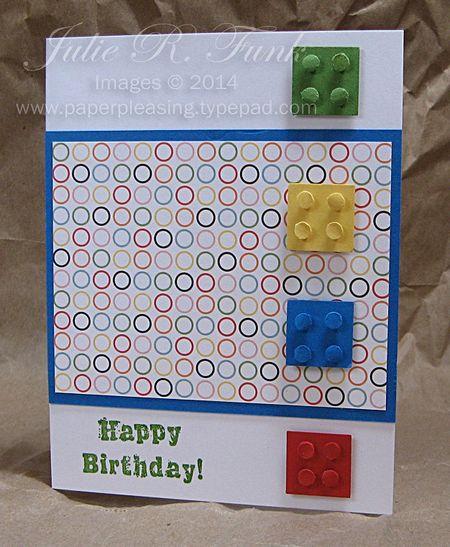 PPI SFR11 lego birthday
