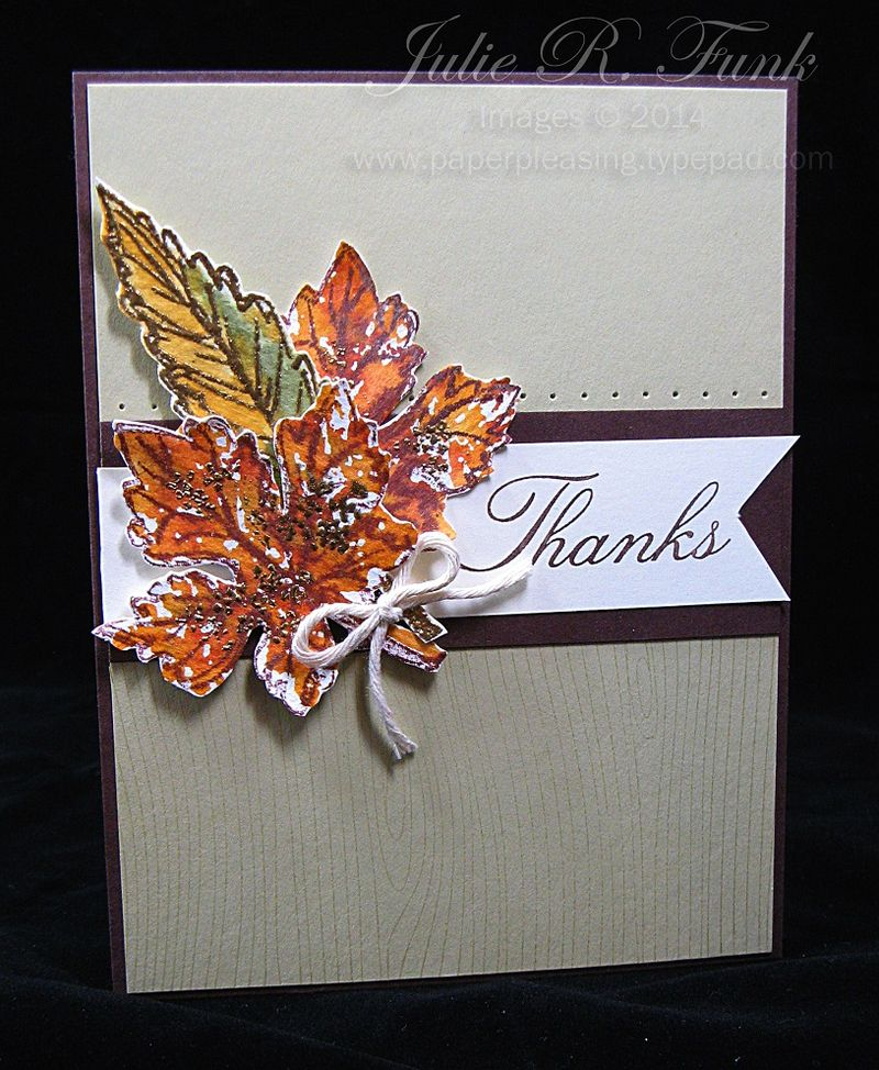 PPI SFR36 thanks fall color