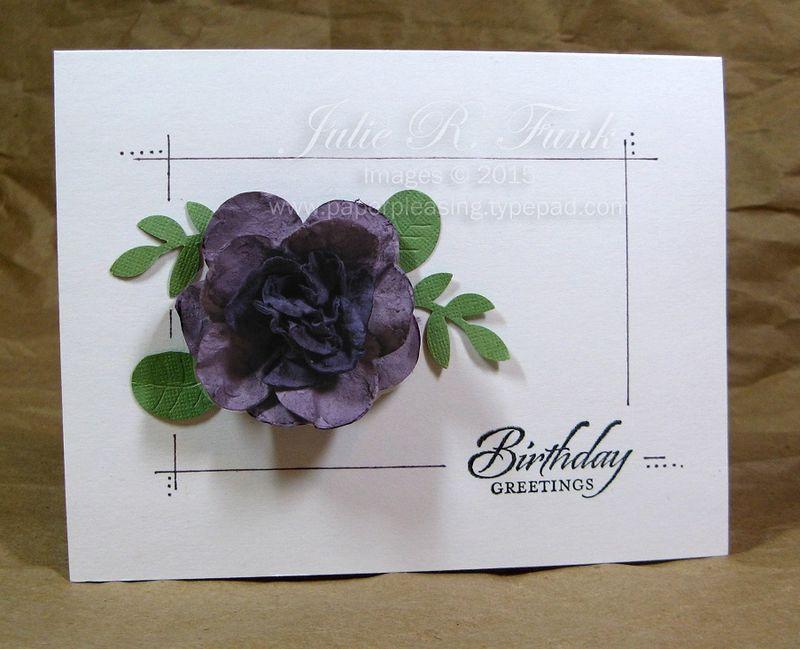 PPI birthday plum rose