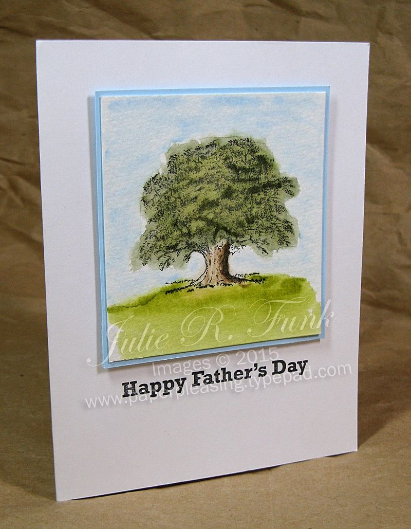 PPI fathers day tree